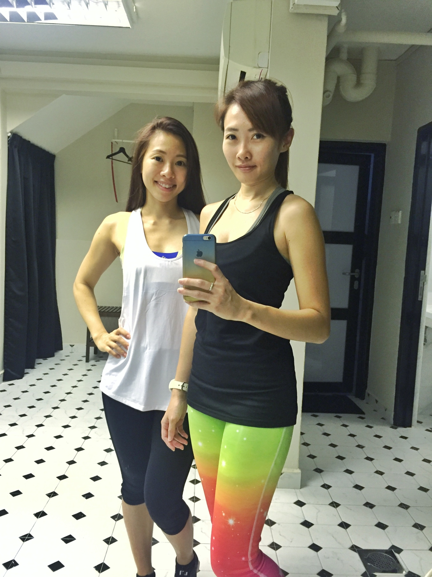 BFF at E's Fitness